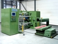 Preview turret rewinding machines