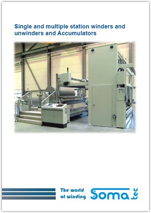 Brochure Single station winders + Accumulators